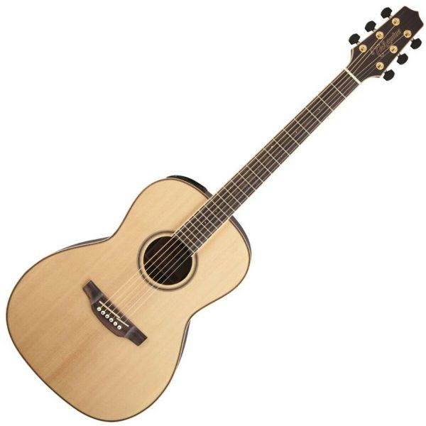 Takamine GY93E-NAT New Yorker Electro Acoustic Guitar, Natural - TK-GY93E-NAT